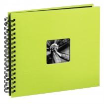 Hama album klasický špirálový FINE ART 28x24 cm, 50 strán, kivi