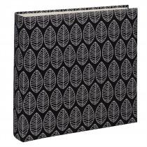 Hama album klasický LA FLEUR 30x30 cm, 100 strán, čierna