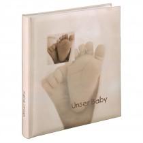 Hama album klasický BABY FEEL, 29x32 cm, 60 strán
