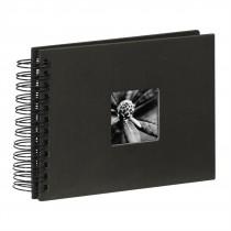 Hama album klasický špirálový FINE ART 24x17 cm, 50 strán, čierny