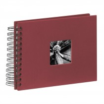 Hama album klasický špirálový FINE ART 24x17 cm, 50 strán, bordó