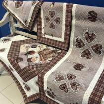 Kolekcia - Gobelínové obrusy, textil - EDEN 661