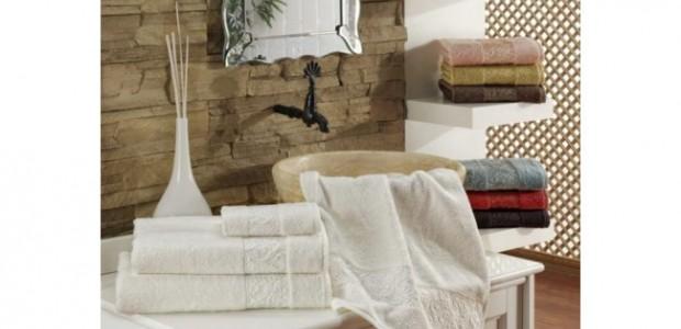 Bambusové uteráky a osušky Ravenna od ISSIMO