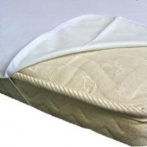 Nepriepustný matracový chránič POGUMOVANÝ