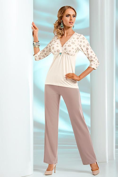2fdd64cc0 Dámské pyžamo Donna Fabia PJ